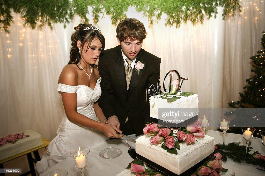 Bride and Groom Couple : Stock Photo