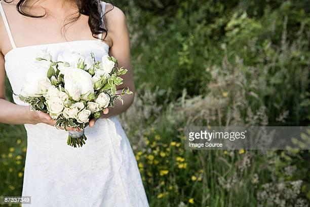 Bride outdoor