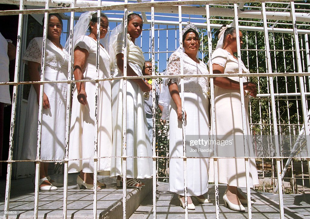 A Prison Wedding In Mexico