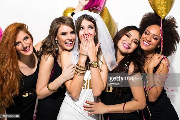 Équipe de mariée