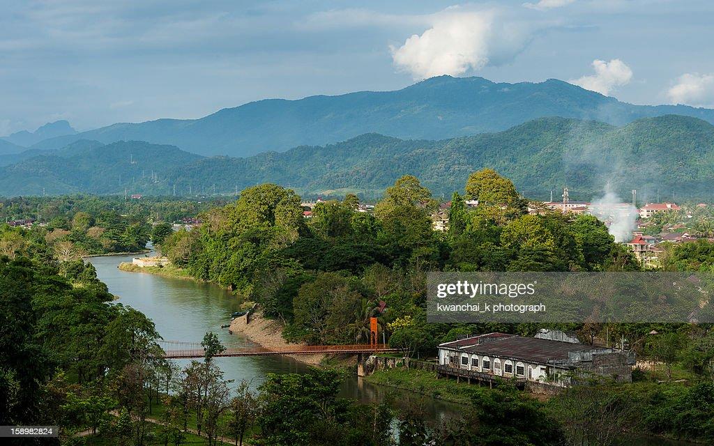 Bridge across Namsong River