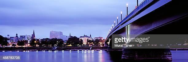 Bridge and opera building