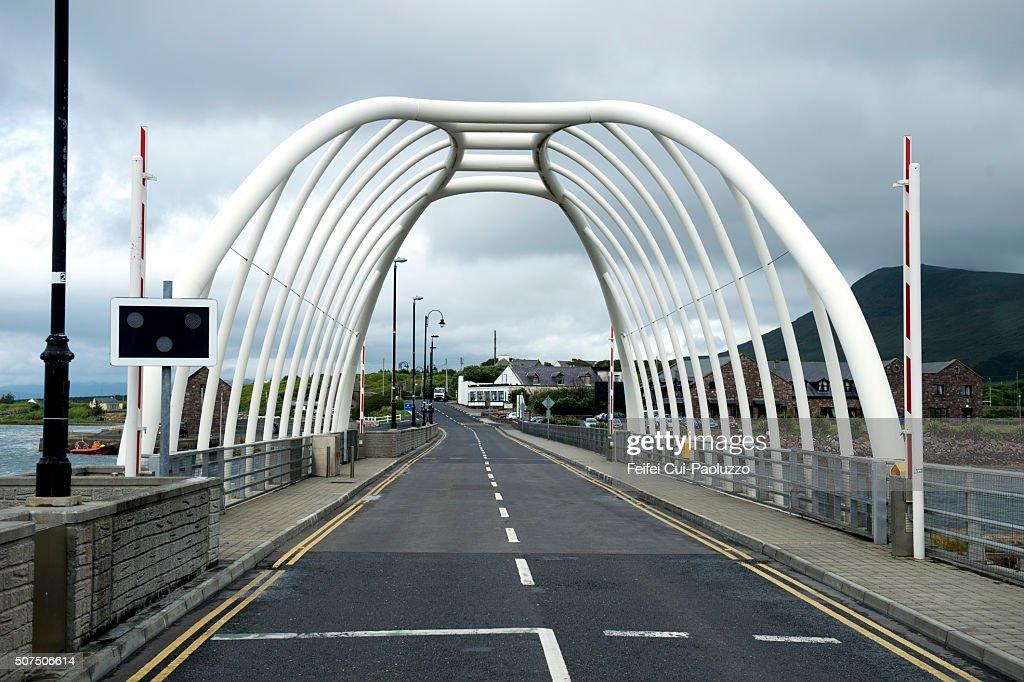 Bridge at Achill Sound County Mayo Ireland