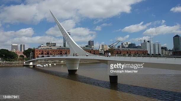 Bridge at Buenos Aires