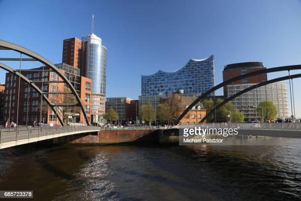 Bridge at Elbphilharmonie