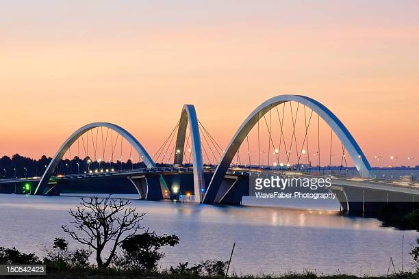 JK bridge, Brasilia