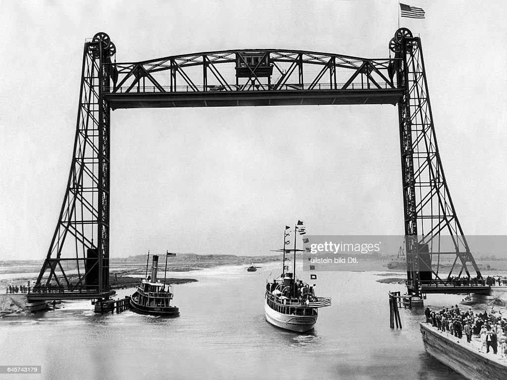 A bridge construction in the USState DelawareVintage property of ullstein bild