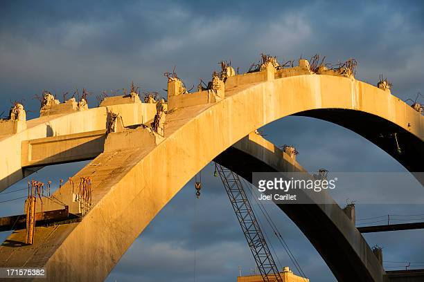 Bridge-Konstruktion