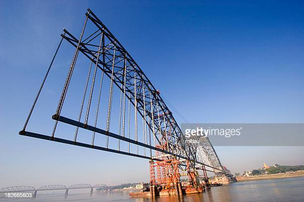 Ponte costruzione di