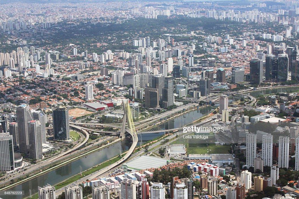 Bridge Estaiada Octavio Frias de Oliveira - SP