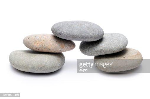 Bridge from Balancing of pebbles