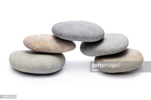 Bridge from Balancing of pebbles