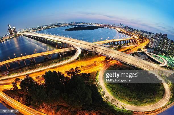Bridge in Seoul