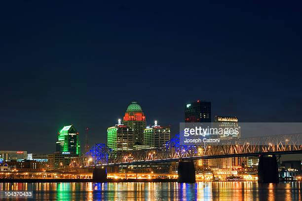 Bridge into Louisville