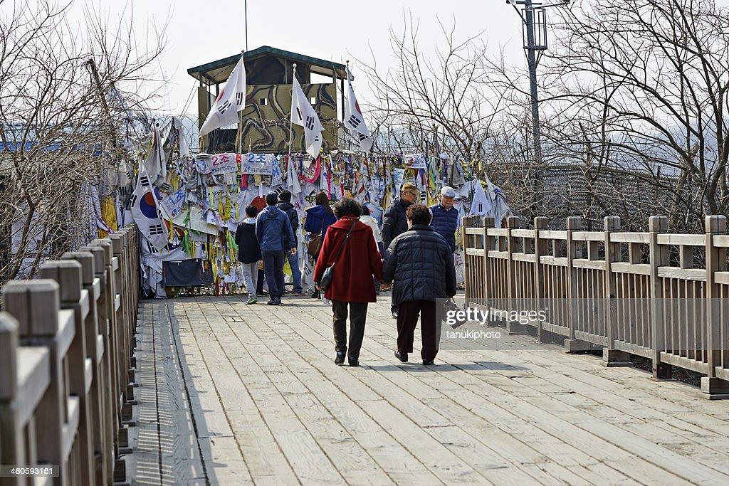 Bridge of Freedom : Stock Photo