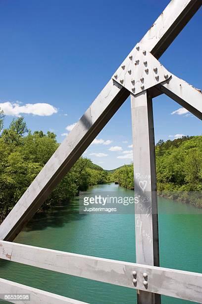 Bridge over Haw Creek
