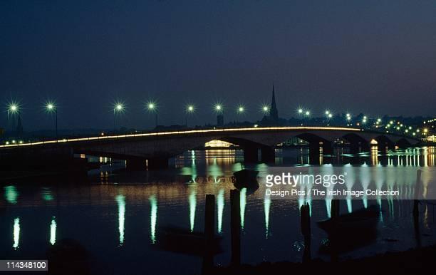 Bridge Over River Slaney, Wexford, County Wexford, Ireland