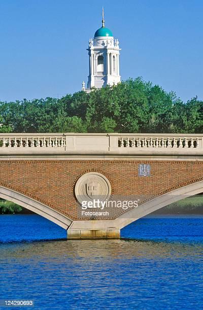 Bridge Over The Charles River, Cambridge, Massachusetts