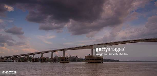 Bridge over the Madeira River