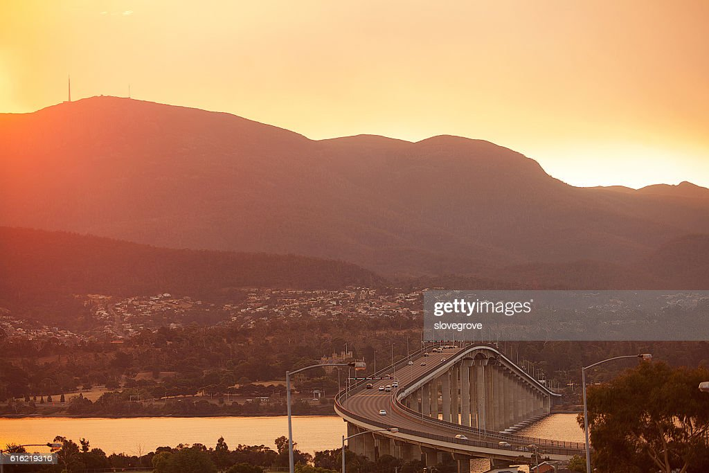 Bridge over the river Derwent : Stockfoto
