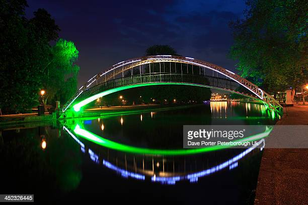 bridge over the river Great Ouse, Bedford