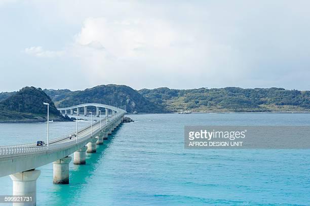 Bridge stun-island