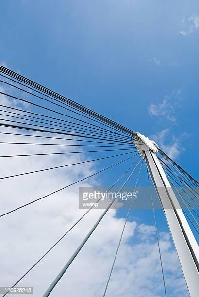 Bridge Suspension Cables Two