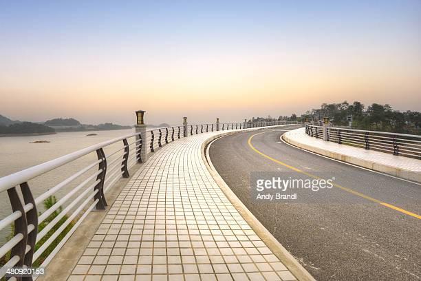 Bridge to Exclusive Island