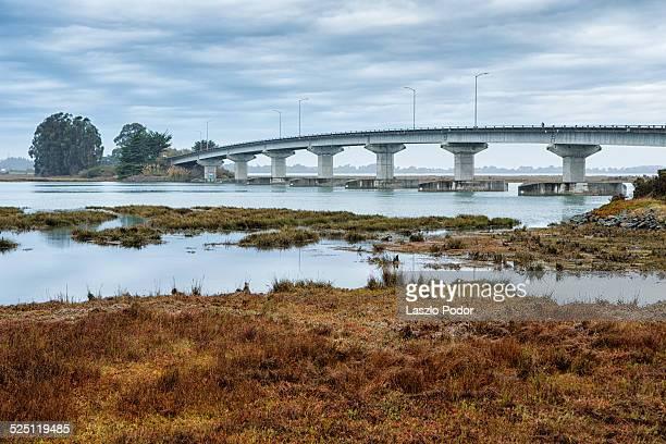 Bridge to Samoa via Indian Island