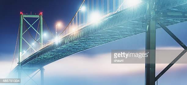 Bridge to the Fogbank