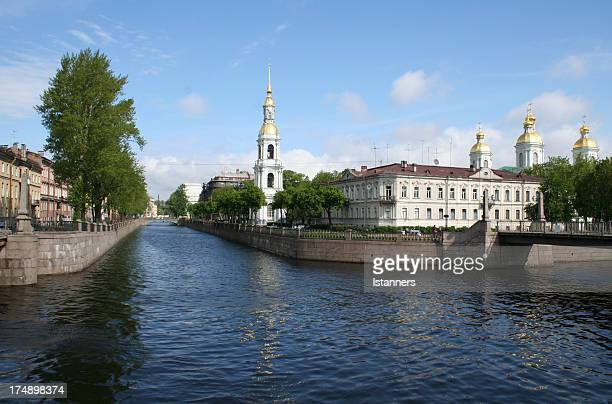 Bridges of St Petersburg