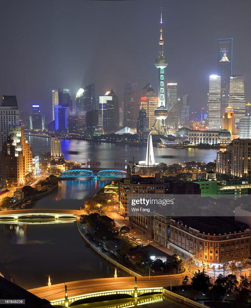 Bridges to the City of Future