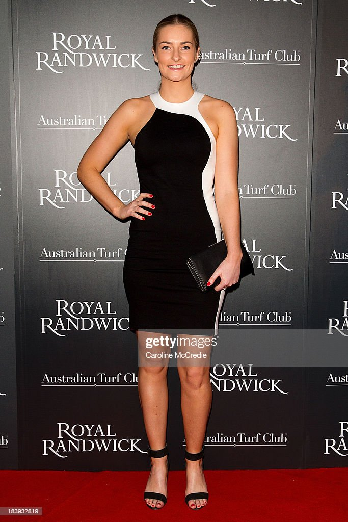 <a gi-track='captionPersonalityLinkClicked' href=/galleries/search?phrase=Bridget+Abbott&family=editorial&specificpeople=7140859 ng-click='$event.stopPropagation()'>Bridget Abbott</a> attends the Gala Launch event to celebrate the new Australian Turf on October 10, 2013 in Sydney, Australia.