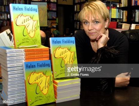 Analysis: Helen Fielding; Cause Celeb
