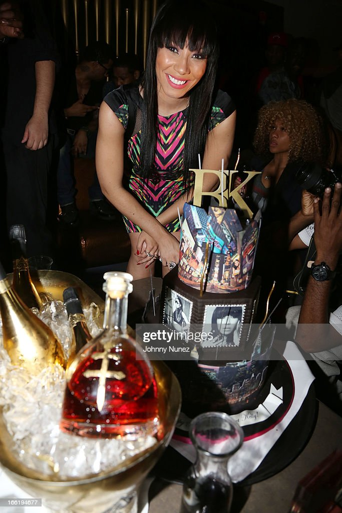 Bridget Kelly attends Bridget Kelly's Birthday Celebration at the 40 / 40 Club on April 9, 2013 in New York City.
