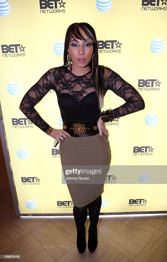Bridget Kelly attends the 2013 BET Networks Inaugural Gala at Smithsonian National Museum Of American History on January 21, 2013 in Washington, United States.