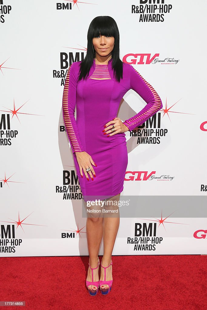 Bridget Kelly attends the 2013 BMI R&B/Hip-Hop Awards at Hammerstein Ballroom on August 22, 2013 in New York City.