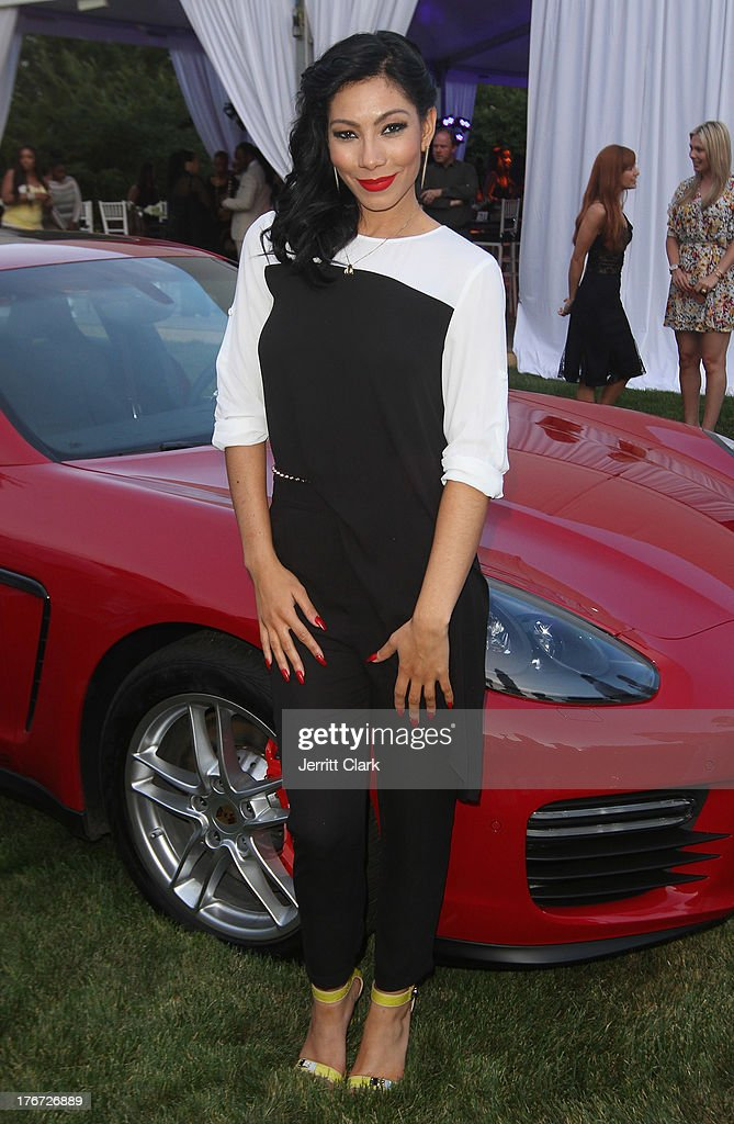 Bridget Kelly attends the 2nd annual Compound Foundation Fostering A Legacy Benefit on August 17, 2013 in East Hampton, New York.