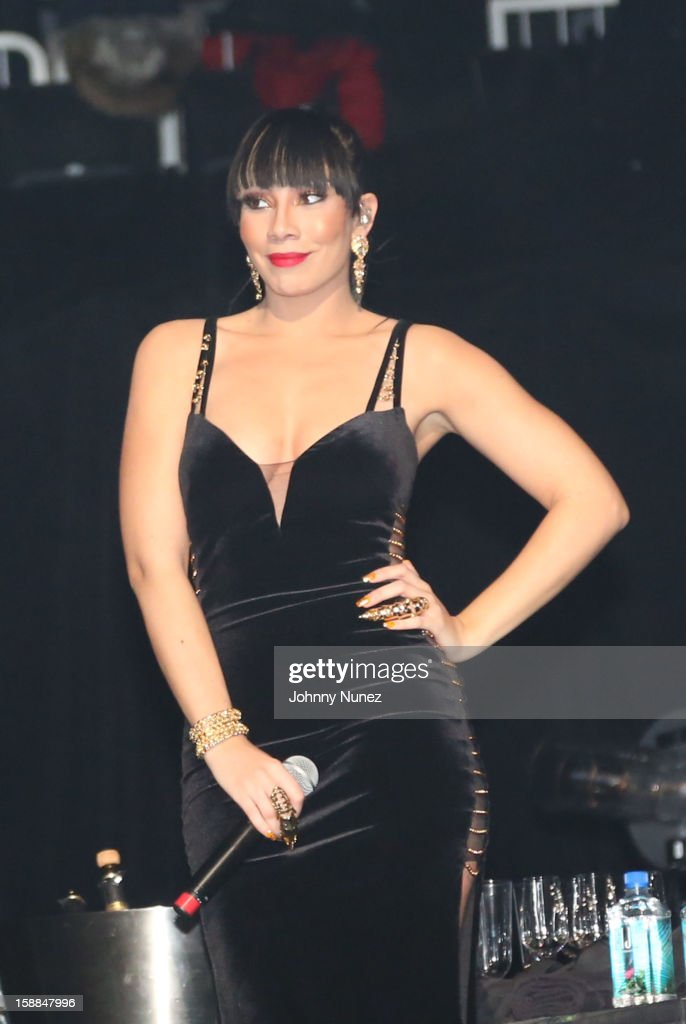 Bridget Kelly attends the Barclays Center on December 31, 2012 in the Brooklyn borough of New York City.