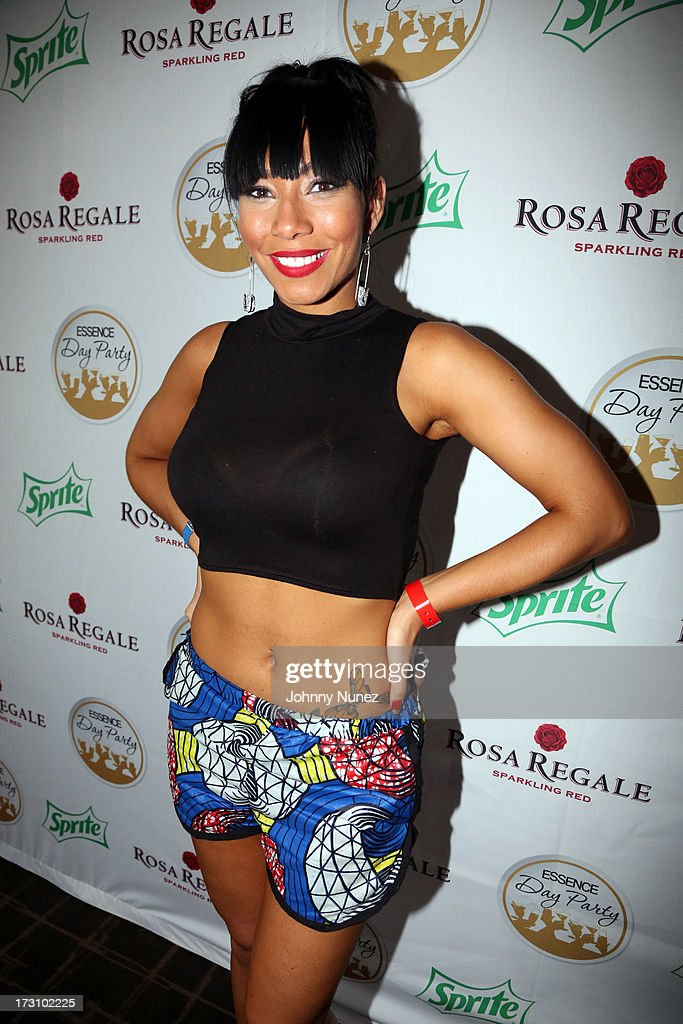 Bridget Kelly attends the Essence Day party at the W New Orleans on July 6, 2013 in New Orleans, Louisiana.