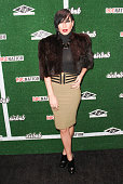 Bridget Kelly attends the Roc Nation Sports Airbnb Present Welcome to New York At the 40/40 club on January 30 2014 in New York City