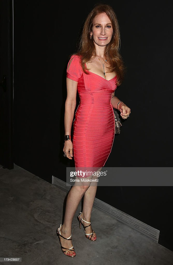 Bridget Marks attends the Parrish Art Museum 2013 Midsummer Party on July 13, 2013 in Southampton, United States.