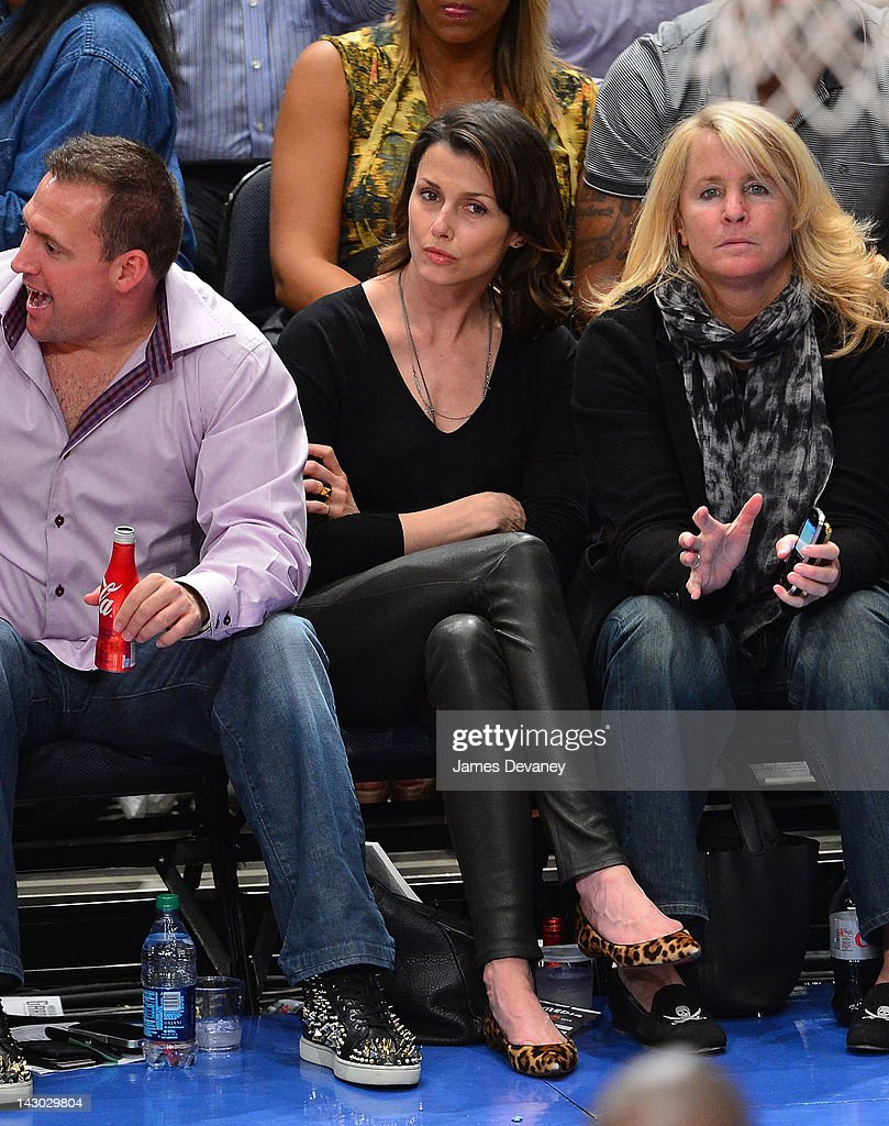 <a gi-track='captionPersonalityLinkClicked' href=/galleries/search?phrase=Bridget+Moynahan&family=editorial&specificpeople=204689 ng-click='$event.stopPropagation()'>Bridget Moynahan</a> and guests attend the New York Knicks vs Boston Celtics basketball game at Madison Square Garden on April 17, 2012 in New York City.