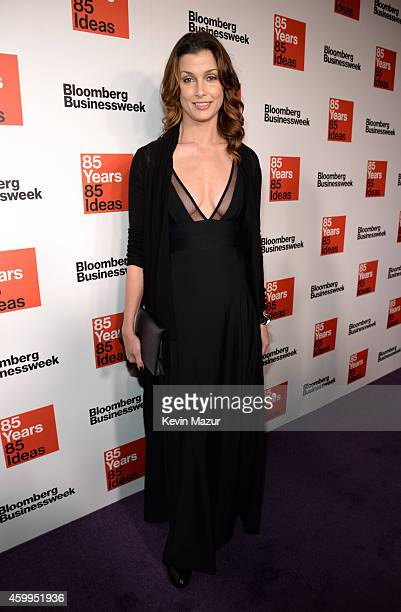 Bridget Moynahan attends Bloomberg Businessweek's 85th Anniversary Celebration at American Museum of Natural History on December 4 2014 in New York...