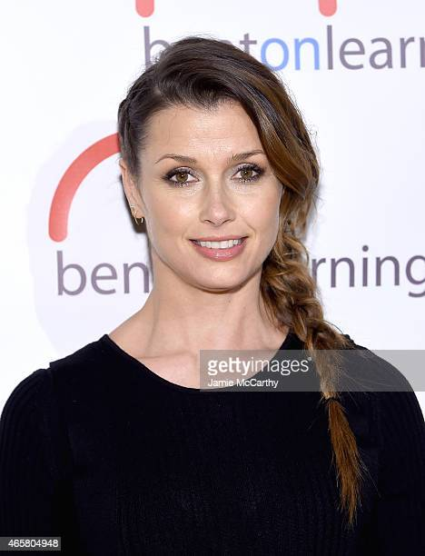 Bridget Moynahan attends the 6th Annual Bent On Learning Inspire Gala at Capitale on March 10 2015 in New York City