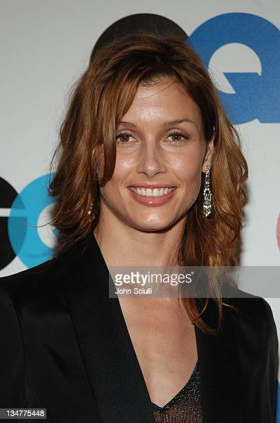 Bridget Moynahan during GQ Magazine Celebrates the 2005 Men of the Year Arrivals at Mr Chow in Beverly Hills California United States