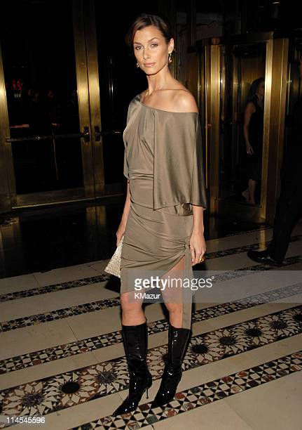 Bridget Moynahan during The 10th Annual ACE Awards Inside at Cipriani in New York City New York United States