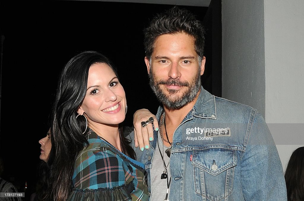 Bridget Peters and Joe Manganiello attend the Kings of the Mic Tour with special guests LL Cool J, Ice Cube, Public Enemy and De La Soul at The Greek Theatre on July 7, 2013 in Los Angeles, California.