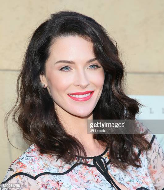 Bridget Regan attends the premiere of the Orchard's 'The Hero' on June 05 2017 in Hollywood California