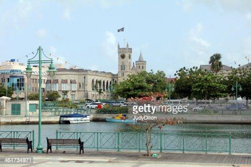 Bridgetown, Barbados : Stock Photo